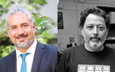 Ernesto Ottone + Àngel Mestres