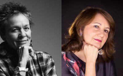 Laurie Anderson + Fietta Jarque