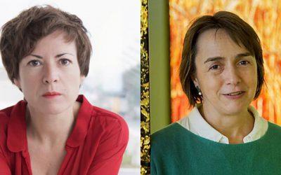 Chus Martínez + Gemma Carbó