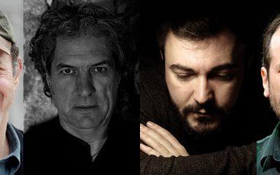 Steve Reich + Pedro Pablo Cámara + Juanjo Guillem + Luis Ángel de Benito