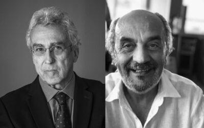 Teixeira Coelho + Fernando Vicario