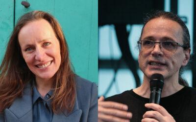 Mónica Bello + Gerfried Stocker